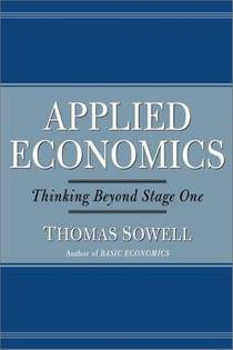 Picture of a book: Applied Economics: Thinking Beyond Stage One