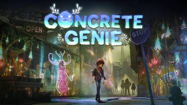 Picture of a game: Concrete Genie
