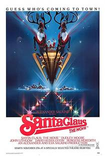 Picture of a movie: Santa Claus: The Movie