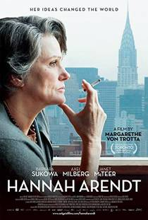 Picture of a movie: Hannah Arendt