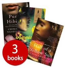 Picture of a book: Chimamanda Ngozi Adichie Collection