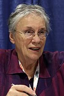 Picture of an author: Annie Proulx