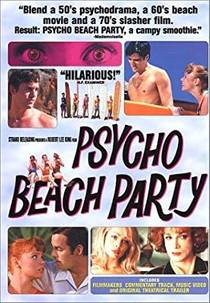 Picture of a movie: Psycho Beach Party