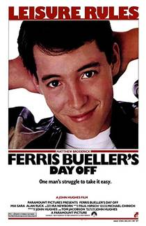 Picture of a movie: Ferris Bueller's Day Off