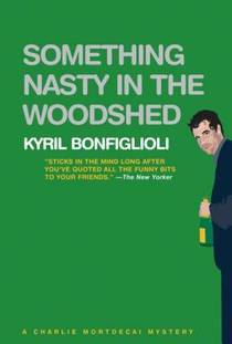 Picture of a book: Something Nasty In The Woodshed