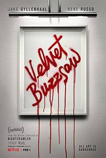 Picture of a movie: Velvet Buzzsaw