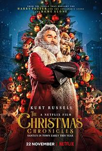 Picture of a movie: The Christmas Chronicles (2018 Movie)