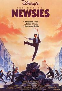 Picture of a movie: Newsies