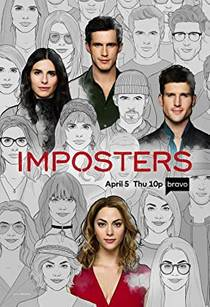 Picture of a TV show: Imposters