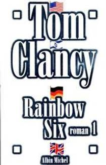 Picture of a book: Rainbow Six, Book 1
