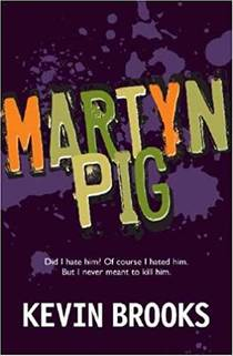 Picture of a book: Martyn Pig