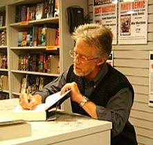 Picture of an author: Stephen R. Donaldson