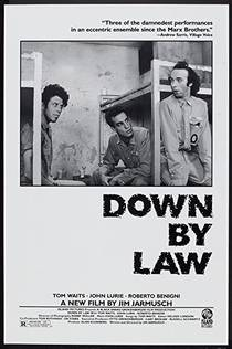 Picture of a movie: Down By Law