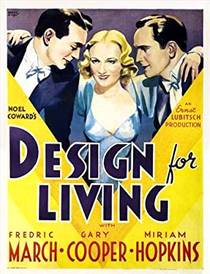 Picture of a movie: Design For Living