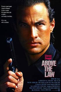 Picture of a movie: Above The Law