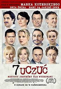 Picture of a movie: 7 Emotions