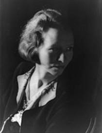 Picture of an author: Edna St. Vincent Millay