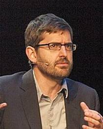 Picture of an author: Louis Theroux