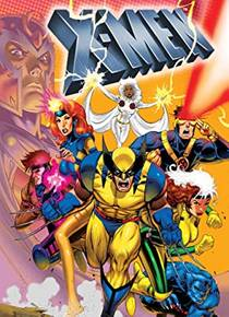 Picture of a TV show: X-Men