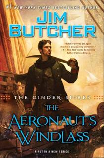 Picture of a book: The Aeronaut's Windlass