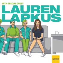 Picture of a podcast: With Special Guest Lauren Lapkus