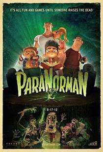 Picture of a movie: Paranorman