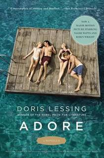 Picture of a book: Adore