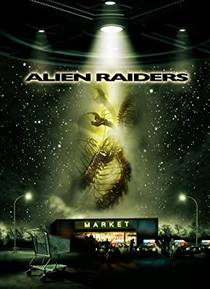 Picture of a movie: Alien Raiders