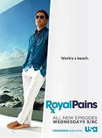Picture of a TV show: Royal Pains