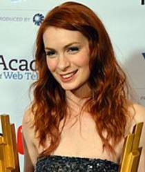 Picture of an author: Felicia Day