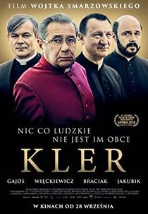 Picture of a movie: Clergy