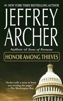 Picture of a book: Honor Among Thieves