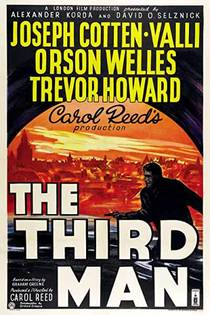 Picture of a movie: The Third Man