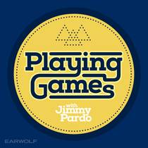 Picture of a podcast: Playing Games With Jimmy Pardo