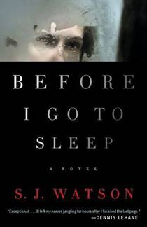 Picture of a book: Before I Go To Sleep