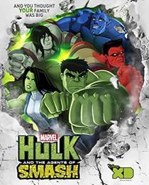 Picture of a TV show: Hulk And The Agents Of S.M.A.S.H.