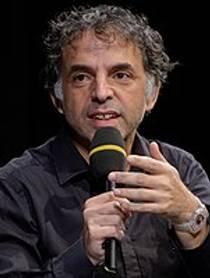 Picture of an author: Etgar Keret