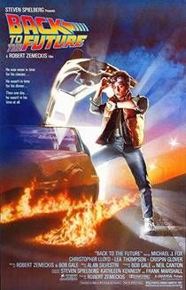 Picture of a movie: Back To The Future