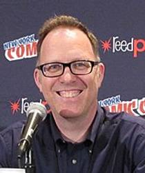 Picture of an author: Garth Nix