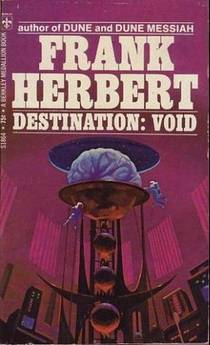 Picture of a book: Destination Void