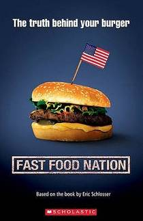 Picture of a book: Fast Food Nation
