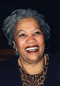 Picture of an author: Toni Morrison