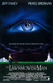 Picture of a movie: The Lawnmower Man