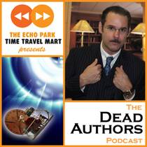 Picture of a podcast: The Dead Authors Podcast