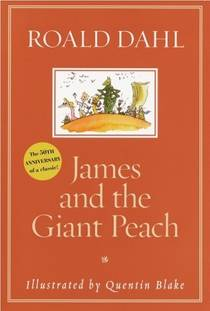 Picture of a book: James And The Giant Peach