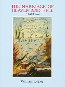 Picture of a book: The Marriage Of Heaven And Hell