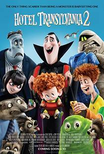 Picture of a movie: Hotel Transylvania 2
