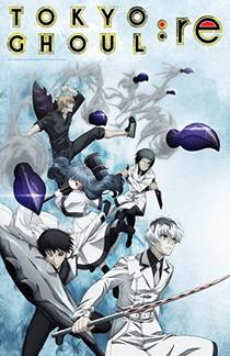 Picture of a TV show: Tokyo Ghoul: Re