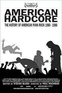 Picture of a movie: American Hardcore