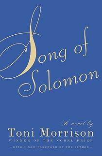 Picture of a book: Song Of Solomon